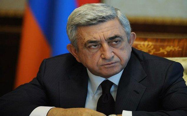 Sarkisyan istefa verdi - YENİLƏNİB