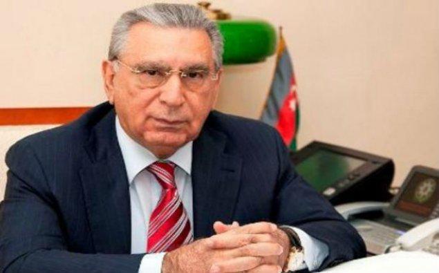"""Ramiz Mehdiyev Rusiyanın """"Şərəf"""" ordeni ilə təltif edildi"""