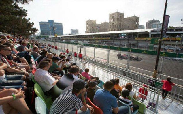 Formula 1 Azərbaycan Qran Prisinə nə qədər bilet satılıb?