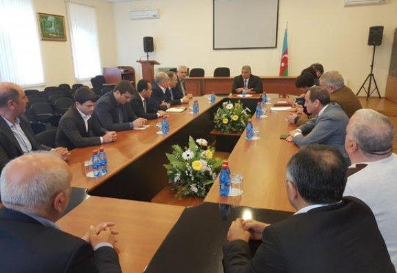 Namiq Əliyev yenidən Azərbaycan Güləş Federasiyasının I vitse-prezidenti seçildi