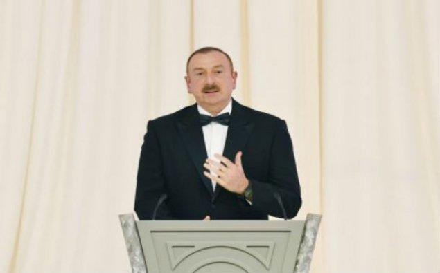 İlham Əliyev Paşinyana cavab verdi:
