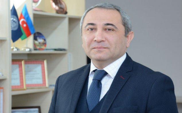 UNEC-ə yeni prorektor təyin olundu