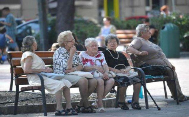 İtaliya yaşlı əhalinin sayına görə dünyada ikincidir
