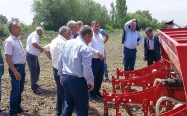 Kənd Təsərrüfatı Nazirliyi fermerlər üçün təlim təşkil edib – FOTO