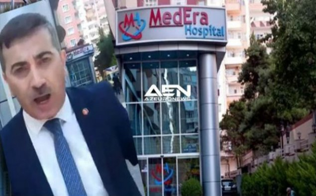"""MedEra hospital""da daha bir rüsvayçılıq – VİDEO"
