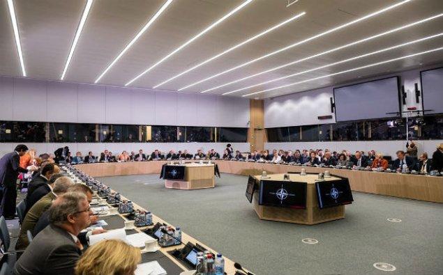 Zakir Həsənov NATO-nun toplantısında iştirak edib