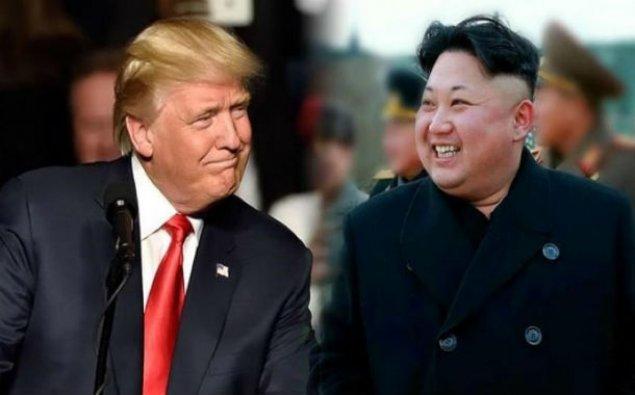 Trampla Şimali Koreya liderinin görüşünə 20 milyon xərclənib