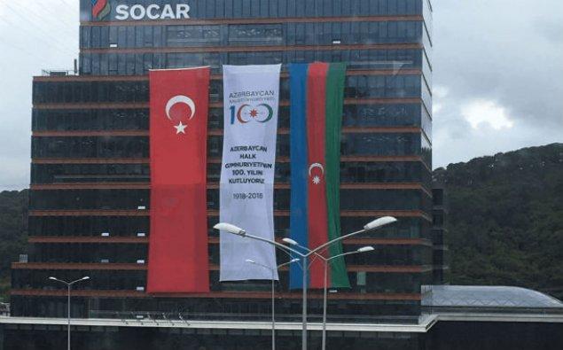 """İstanbulda """"SOCAR Türkiyə""""nin yeni ofisinin açılışı bu gün baş tutacaq"""