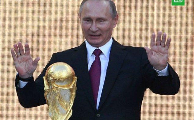 Putin bu liderləri Dünya Çempionatının açılışına dəvət edib - ADLAR
