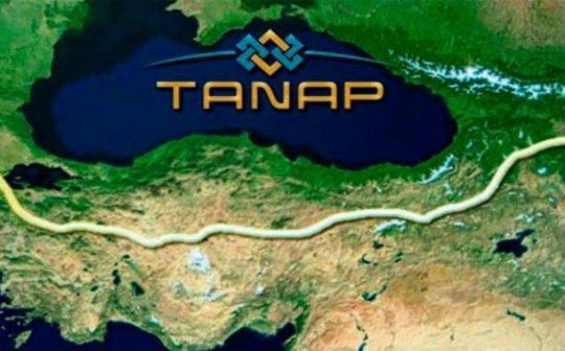 Sabah TANAP-ın açılış mərasimi keçiriləcək