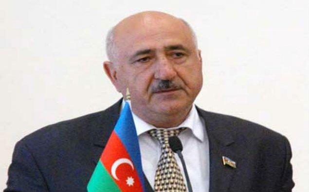 """Deputat Yevda Abramov """"Şöhrət"""" ordeni ilə təltif edildi"""
