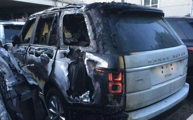 """Bakıda """"Range Rover""""lə iki nəfəri öldürən polis əməkdaşı həbs edildi"""