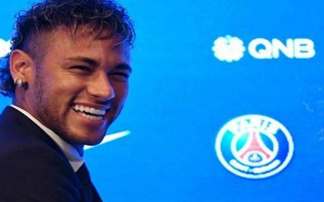 Neymar ən çox qayda pozuntusuna məruz qalan futbolçu olub