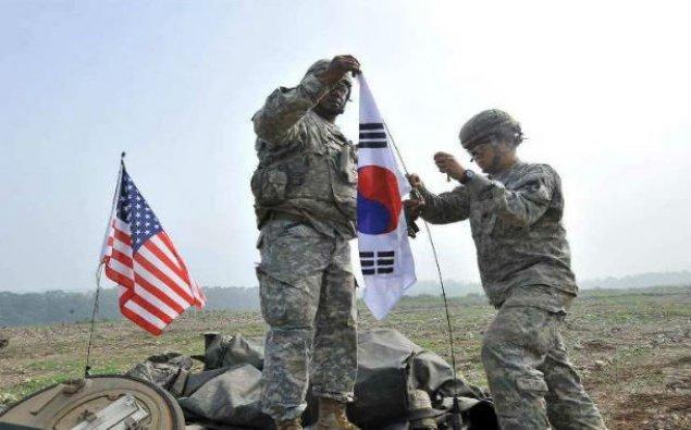 ABŞ Cənubi Koreya ilə birgə keçirdiyi hərbi təlimləri dayandırıb