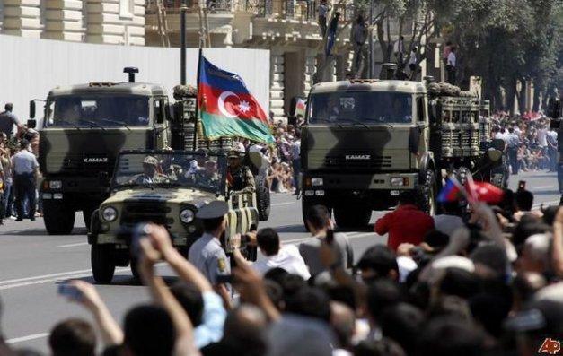 Azərbaycan Silahlı Qüvvələrinin 100 illiyi qeyd olunur