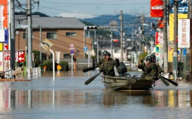 Yaponiyada leysan yağışları qurbanlarının sayı 199 nəfərə çatıb