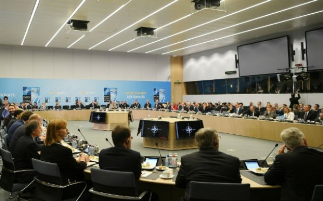 İlham Əliyev NATO-nun Şimali Atlantika Şurasının iclasında iştirak edir  - YENİLƏNİB