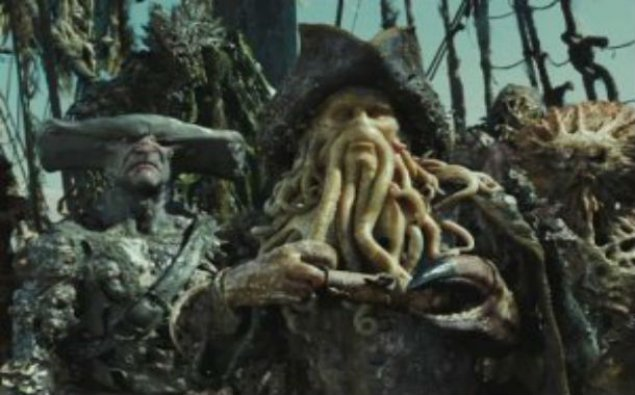 Bakı piratların hakimiyyəti altında