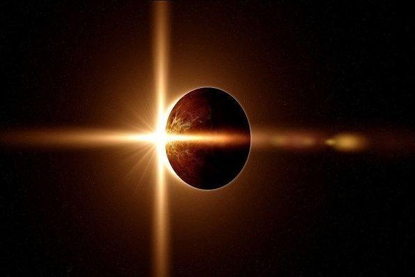 İlin ikinci Günəş tutulması hadisəsi başladı