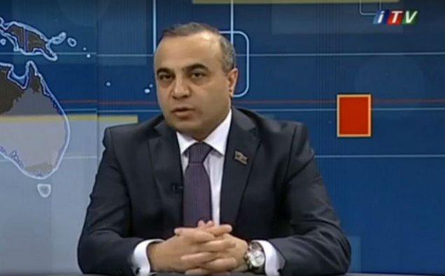 """Millət vəkili Azay Quliyev İctimai Televiziyanın """"Diqqət Mərkəzi""""ində - Video"""
