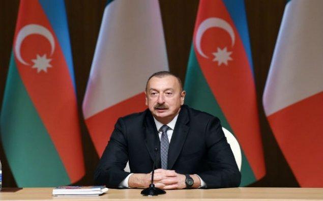 """İlham Əliyev: """"Azərbaycan çox sabit ölkədir"""""""