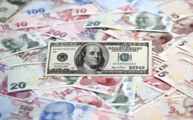 Türkiyədə dolların məzənnəsi 6 lirəni keçib
