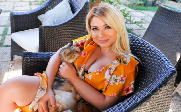 """Mələk Heydərova: """"Mənə Kişi lazımdır"""" – FOTOLAR"""