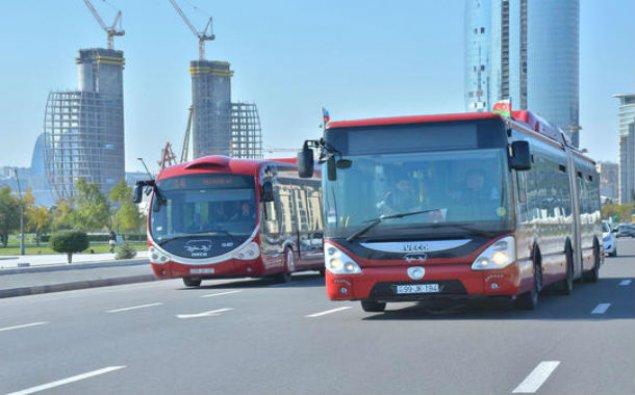 175 nömrəli avtobusdan sərnişinlərin düşürülməsinə RƏSMİ münasibət