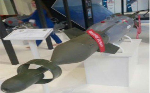Azərbaycan yeni aviasiya bombası istehsalına başlayıb – FOTO