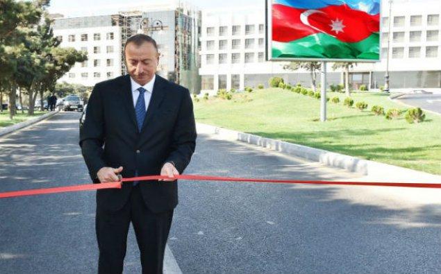 """Prezident Xızıda """"Yeni Yaşma"""" Külək Elektrik Parkının açılışında iştirak edib – YENİLƏNİB"""