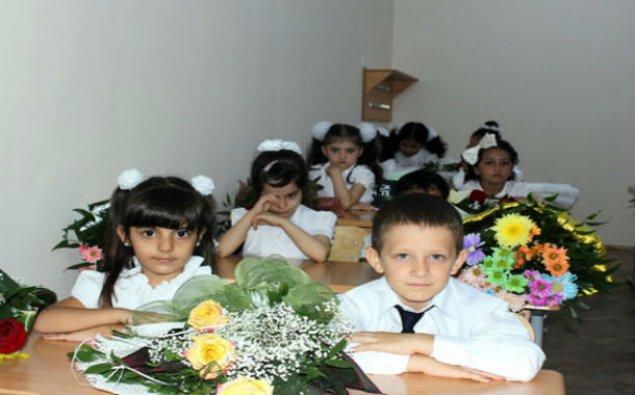I sinifdə oxuyanların 7306 nəfəri 6 yaşı tamam olmayan uşaqlardır