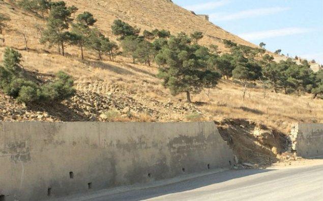 Badamdarda sürüşmə zonasında HAZIRKI VƏZİYYƏT açıqlandı