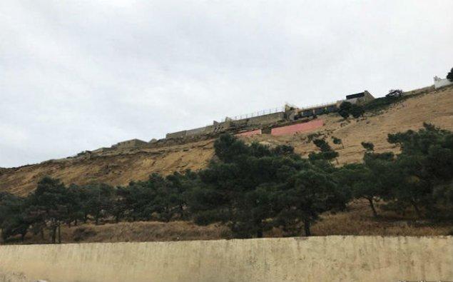 Badamdar sürüşmə zonasında çatların ölçüləri böyüyür – Qərargah