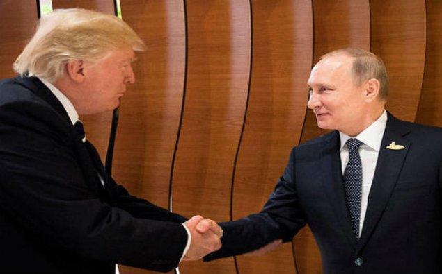 Tramp və Putin Argentinada görüşəcək