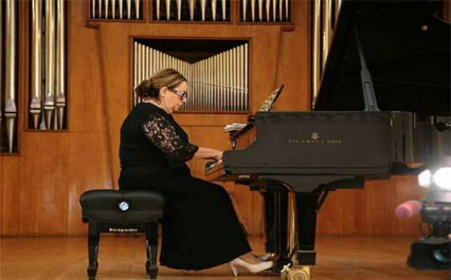 Moskvada azərbaycanlı bəstəkarın konserti olacaq