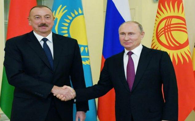 Prezident İlham Əliyev Rusiyaya getdi – YENİLƏNİB/FOTOLAR