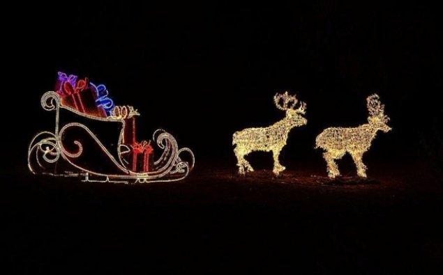 Almaniyada Santa-Klaus çatışmazlığı yaranıb