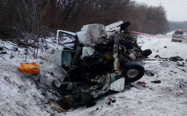 Ukraynada 3350 nəfər yol qəzasında həyatını itirib