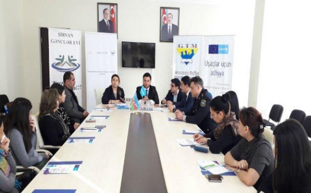 Gənclər təşkilatı dövlət qurumlarının iştirakı ilə koordinasiya görüşü keçirdi – FOTO
