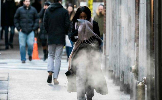 ABŞ-da qışın sərt keçməsi 8 nəfərin ölümünə səbəb olub