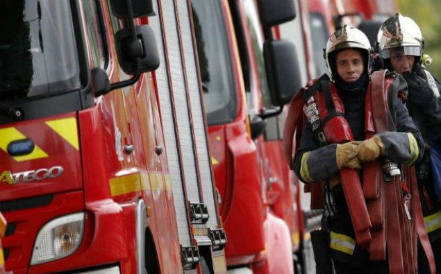 Parisdə yaşayış binasını yandıran qadın həbs olunub