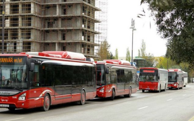 Sabahdan 206 və 211 saylı avtobusların hərəkət sxemi dəyişdiriləcək