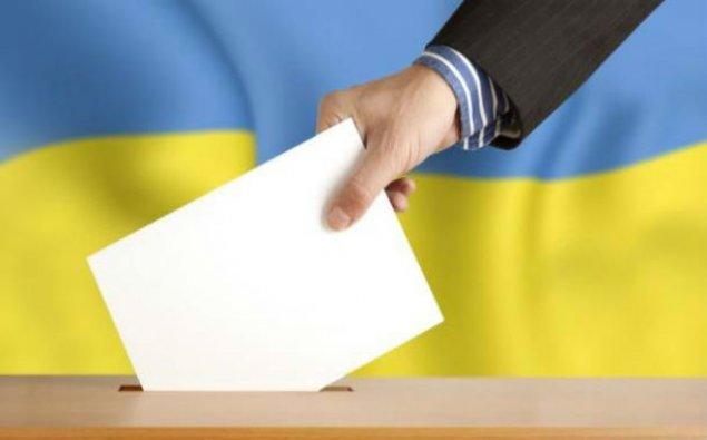 Ukraynada prezident seçkiləri ilə əlaqədar Bakıda seçki məntəqəsi yaradılıb