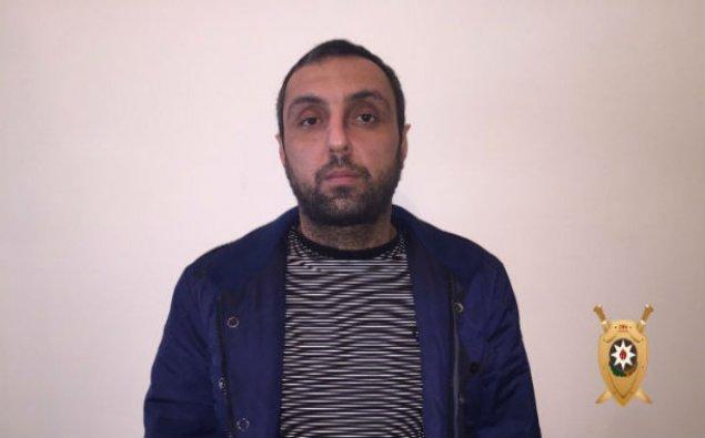 Bakıda narkotik satan Qazaxıstan vətəndaşı saxlanılıb