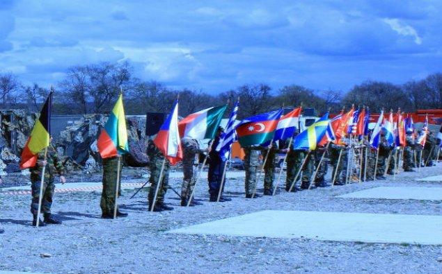 Azərbaycan Ordusunun nümayəndələri NATO-nun təlimində iştirak edib – FOTO
