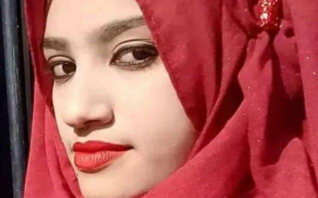 19 yaşlı qız kollecdə diri-diri yandırıldı – Banqladeşdə
