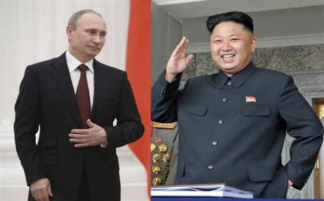 Bu gün Putinlə Kim Çen In arasında görüş olacaq – İlk dəfə…