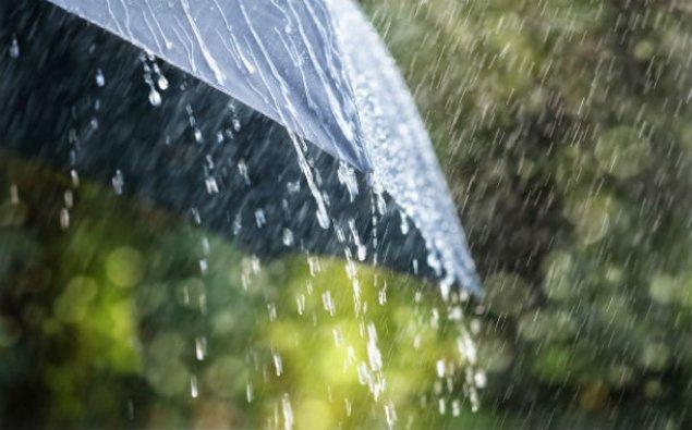 Azərbaycanın əksər bölgələrində güclü yağış yağıb
