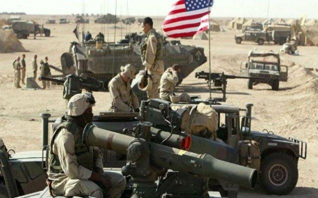 ABŞ ordusu İrana görə İraq və Suriyada həyəcan səviyyəsini artırıb