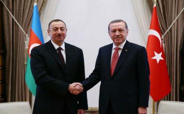 Rəcəb Tayyib Ərdoğan Azərbaycan Prezidentini təbrik edib